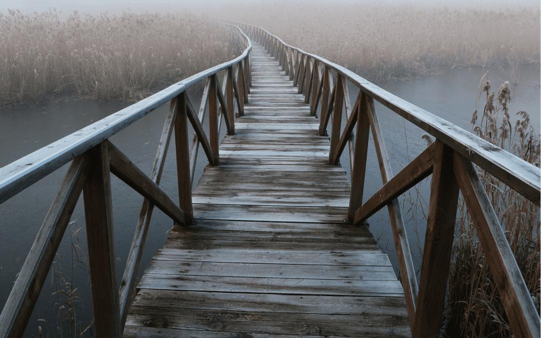 Mijmerwandeling 'Lopen in de mist'